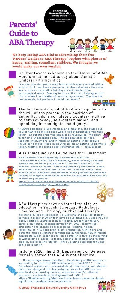 Parents Guide to ABA Therapy