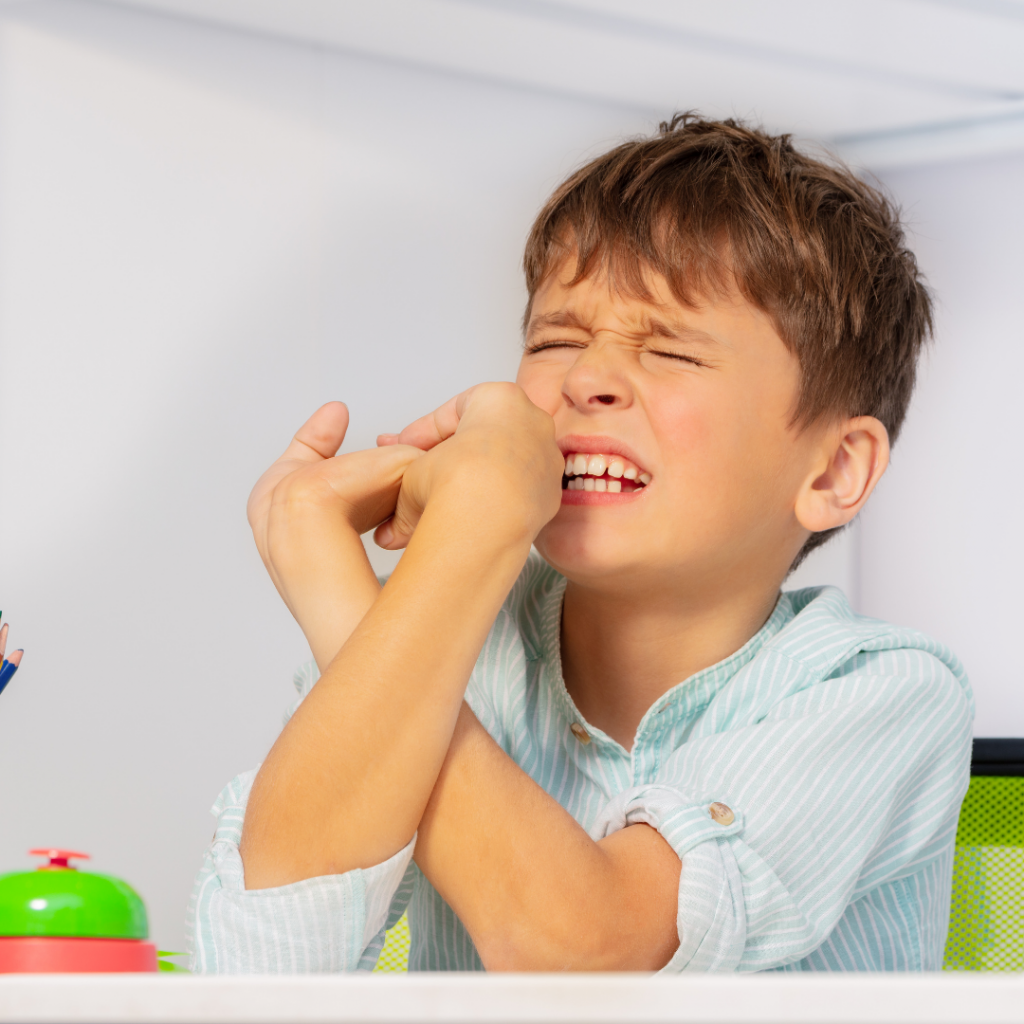 Behavior is often communication. Non-speaking children may not have any other way to communicate a need, illness, pain, frustration, overwhelm.